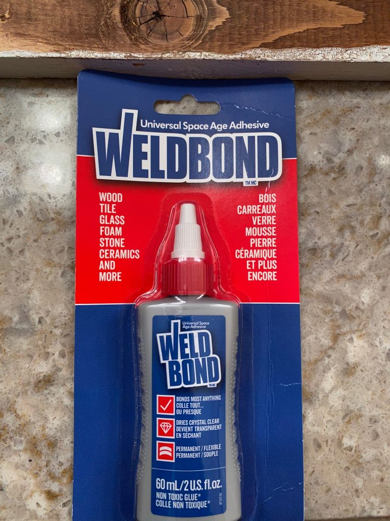 A picture of Weldbond